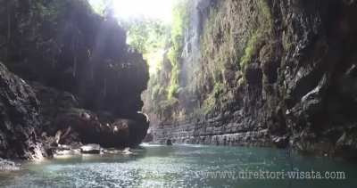 Tips Berwisata Ke Green Canyon Pangandaran