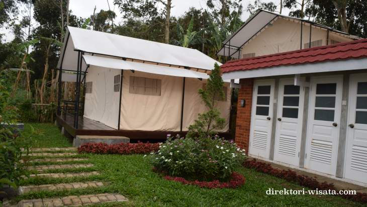 Exclusive Luxury Camping Indonesia
